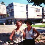 Theresa Richarz und Franziska Brachthäuser