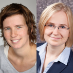 Dr. Carolijn Terwindt und Marie Miermeister