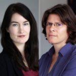 Linde Bryk und Claudia Müller-Hoff